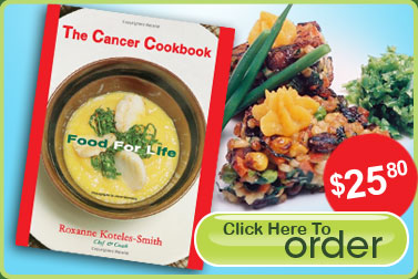Buy the Cancer Cookbook from Authorhouse Publishing